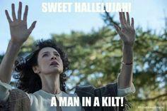 Outlander truths... LOL!!!