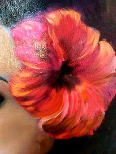 Oil painting home decor contemporary art modern art от irinessa