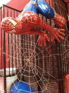 Spiderman, Home Appliances, Fan, Spider Man, House Appliances, Appliances, Hand Fan, Fans, Amazing Spiderman