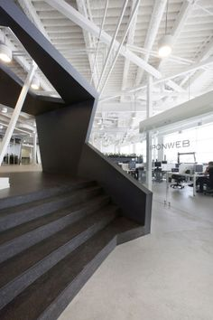 Iponweb Office in Moscow by za bor architects