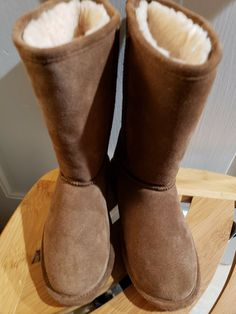 439e00556ed BEAR PAW YOUTH EMMA 618 Y SUEDE BOOTS SIZE 4 #fashion #clothing #shoes  #accessories #kidsclothingshoesaccs #girlsshoes (ebay link)
