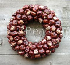 Chestnuts Wreath (Kastanjeskrans)