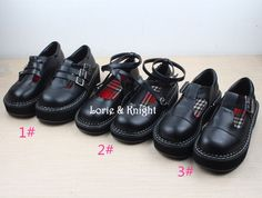 52.40$  Watch now - http://ai7rj.worlditems.win/all/product.php?id=32485773144 - Comfortable Simple Design Girls Black Round Toe Platform Wedge Gothic Lolita Shoes