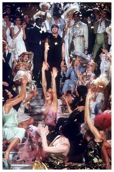 Dior Haute Couture finale, 1998