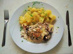 Hlavní jídla :: RECEPTY ZE ŠUMAVSKÉ VESNICE Potato Salad, Mashed Potatoes, Health, Ethnic Recipes, Food, Whipped Potatoes, Health Care, Smash Potatoes, Essen