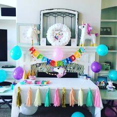 Unicorn Party!  Say It Sis Blog