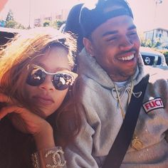 Are Rihanna and Chris Brown Back Together? [PHOTOS]