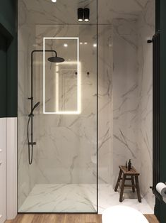 Un appartement classique chic par Cartelle Design – PLANETE DECO a homes world – Herzlich willkommen Bad Inspiration, Bathroom Inspiration, Bathroom Inspo, Apartment Interior, Apartment Design, Modern Bathroom, Small Bathroom, Bronze Bathroom, Bedroom Modern