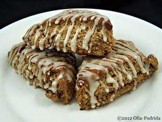 pinterest gingerbread scones   gingerbread scones