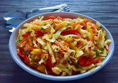Najlepsze surówki do obiadu! - Blog z apetytem Polish Recipes, Polish Food, Bon Appetit, Side Dishes, Cabbage, Clean Eating, Food And Drink, Dinner, Vegetables