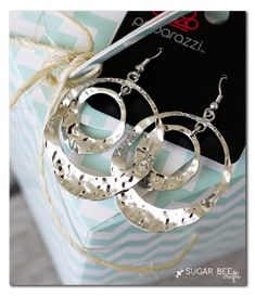 paparazzi earrings $5 make a great friend birthday gift!