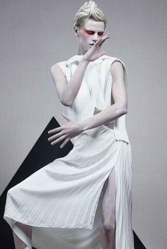 Saskia de Brauw by Craig McDean for Vogue Italia (February 2014)   Ozarts Etc