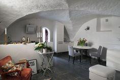Scandinavian apartment with tasteful modern design