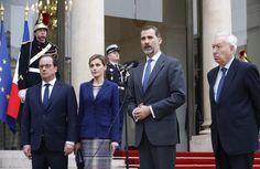 Foro Hispanico de Opiniones sobre la Realeza: Visita de Estado de los Reyes de España a Francia. 24.03.2015