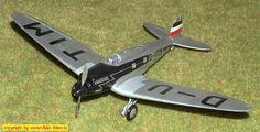 "Heinkel He-70 ""Blitz"" Transport (Matchbox 132) 1:72"