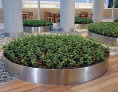 27 Best Stainless Planters Images Planters Plants Window Boxes