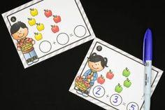 Kindergarten Math Archives - Playdough To Plato