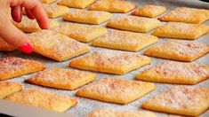 tvarohové_sušienky00-1024x576-623x350 Cornbread, Sweet Potato, Mashed Potatoes, Dairy, Cheese, Vegetables, Ethnic Recipes, Food, Millet Bread