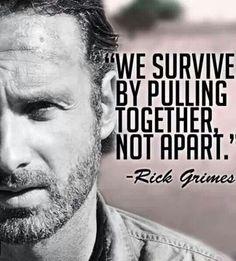 Rick Grimes- TWD