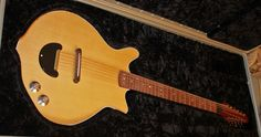 Brian May Special Blond 12 String Peizo Type Acoustic Electric  - RS Custom Guitars