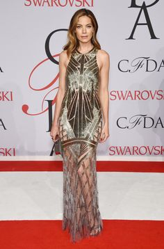 Michelle Monaghan in Monique Lhuillier - Best and Worst Dressed at the 2015 CFDA Fashion Awards - Photos