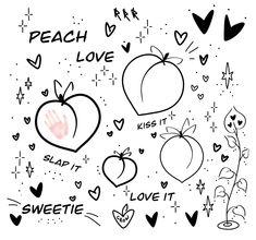 Tattoo Images, Tattoo Photos, Peach Love, All Tattoos, Angel Tattoo Men, Lower Back Tattoos, Big Tattoo, Arm Band Tattoo, Picture Tattoos