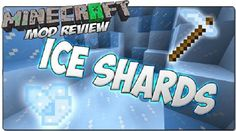 New post (Ice Shards Mod 1.9/1.8.9) has been published on Ice Shards Mod 1.9/1.8.9  -  Minecraft Resource Packs