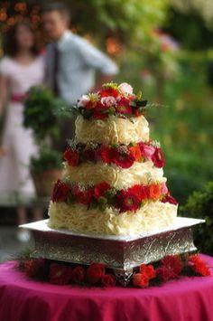 Cakes salt lake wedding cakes cake a licious wedding cakes - 1000 Images About Cake Flower Ideas On Pinterest Spray