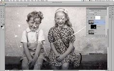 Restore old photos: how to rescue vintage prints and family pictures