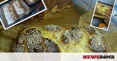 Φτιάξτε τα τσουρέκια και πείτε μας τις εντυπώσεις σας!!!! Bread, Blog, Brot, Blogging, Baking, Breads, Buns