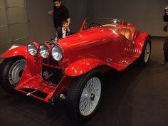 Alfa Romeo 8C 2300 -Corto- Corsa Spider Zagato