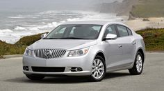#Silver 2013 #Buick LaCrosse Touring compared!