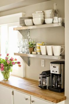 Storage in a Small Kitchen | THE JORT REPORT