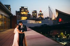 Lauren & Nate at the Heinz History Center - Michael Will Photography