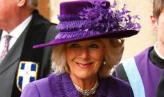 The Duchess of Cornwall has been president of the Brooke charity since 2006 (PA).