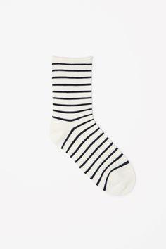 COS | Striped socks