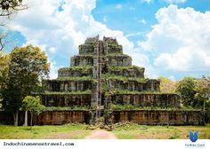 Angkor là quần thể kiến trúc nổi tiếng, rộng lớn làm nên tên tuổi ngành du lịch Campuchia. Quần thể này được xây dựng bởi đế chế Khmer từ thế kỷ 9 đến 15 sau công nguyên với đền thờ Angkor Wat cổ kính, những khuôn mặt đá Bayon khổng lồ và những tàn tích bao phủ trong rễ cây ấn... Xem thêm: http://indochinasensetravel.com/top-5-dia-danh-noi-tieng-campuchia_1434597438-n.html