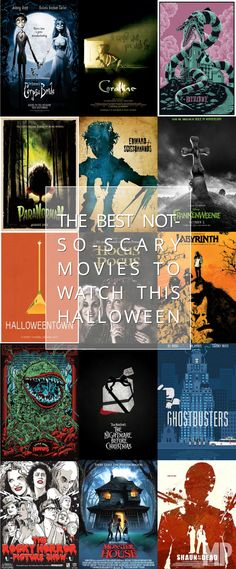 What will you be watching this Halloween?