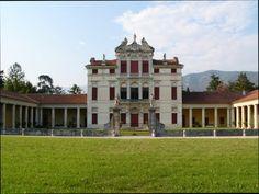 Villa Angarano, conosciuta anche come Villa Bianchi Michiel, a Bassano del Grappa, Vicenza
