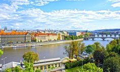 Groupon - Prague: 1 to 3 Nights For Two With Breakfast at Charles Central Hotel in Hotel Charles Central. Groupon deal price: £35
