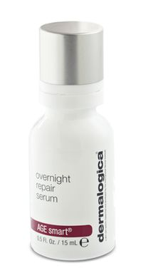 Revitalize your skin overnight with Dermalogica Repair Serum. This intense treatment stimulates collagen production to help firm and renew complexion while Argan and Rose oils brighten lackluster skin and smooth fine lines. Beauty Tips For Teens, Beauty Tips For Skin, Natural Beauty Tips, Beauty Full, Dermalogica Age Smart, Glamour, Belleza Natural, Face Serum, Beauty Makeup