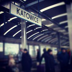 #katowice #silesia #railwaystation