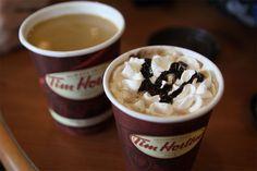 Tim Hortons Cafe Mocha ~ So Good!