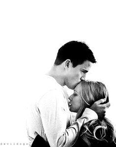 i love forehead kisses <3