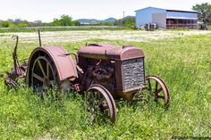 Fordson Tractor.