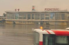 Pyongyang International Airport, DPRK / North Korea, april/2010. This was my first shot on the 12 days trip on the country. On the following days I will be posting more images from this trip on assignement.  #northkorea #pyongyang #airport #kimilsung #dprk #korea #journalism #photojournalism #travelphotographer #travel #travelphotography #travelgram #igtravel #instatravel #instalike #instadaily #instagood #rain #juche #urbanphotography #urban #streetphotography #street #wanderlust…