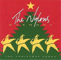 The Nylons Harmony The Christmas Songs Cd Acapella *nMint Scotti Bros 1994 #Christmas