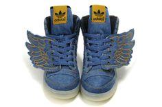 Denim Adidas x Jeremy Scott