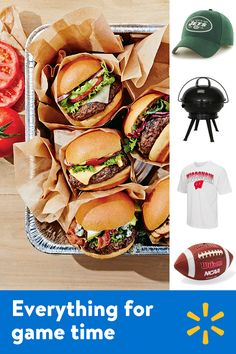 Walmart's weekly ad has everything you need to score big on game day. Discover easy-to-tackle tailgate party menu items at everyday low prices. Save Money. Live Better.