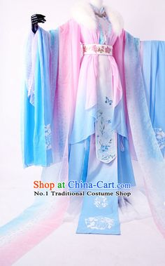 Traditional Princess Costume of China